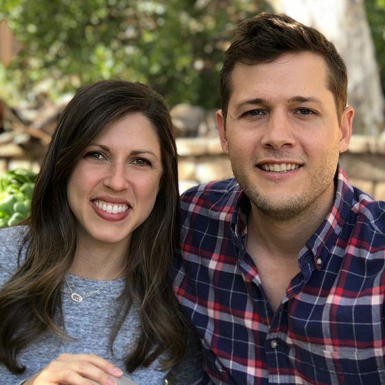 Adoptive Family - Andy & Jessica
