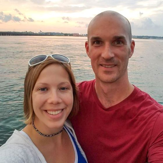 Adoptive Family - Michael & Deborah