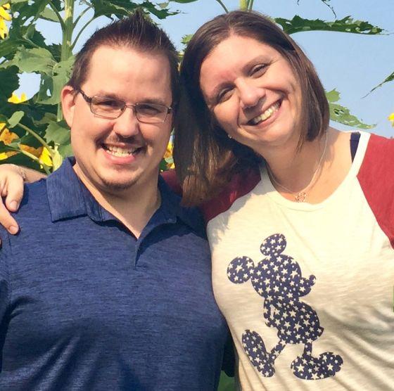 Adoptive Family - Tyler & Danielle