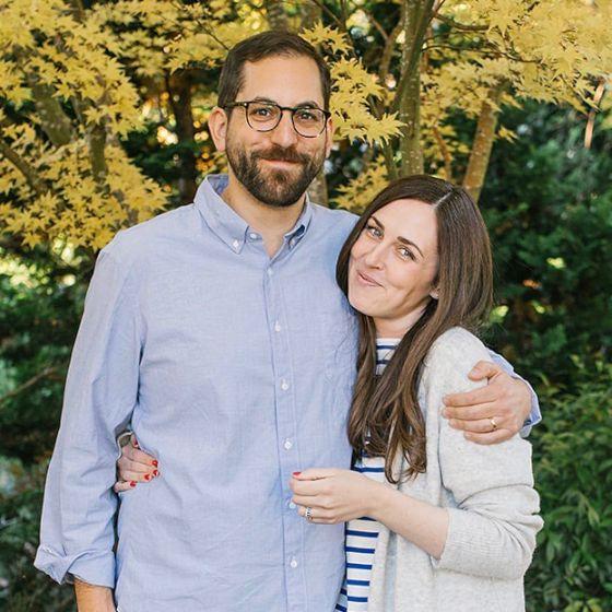 Adoptive Family - Simon & Katie