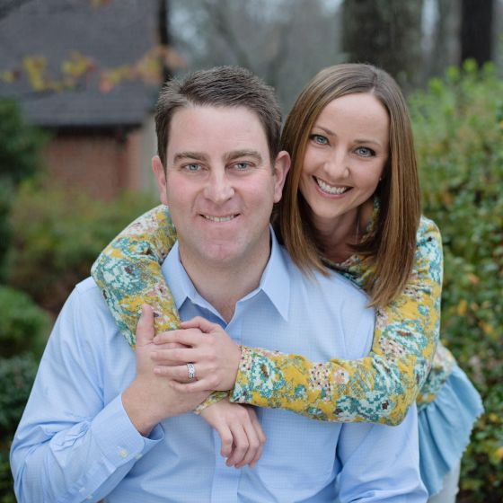 Adoptive Family - Blake & Leigh-anna