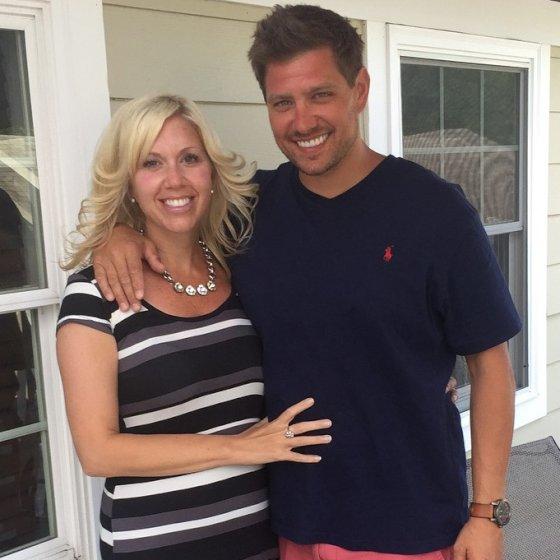 Adoptive Family - Jason & Kim