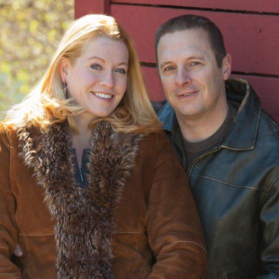 Adoptive Family - Jon & Shay