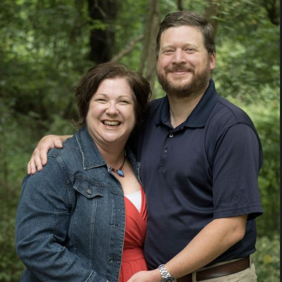 Adoptive Family - Drew & Amy