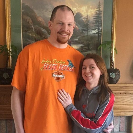 Adoptive Family - James & Kristin