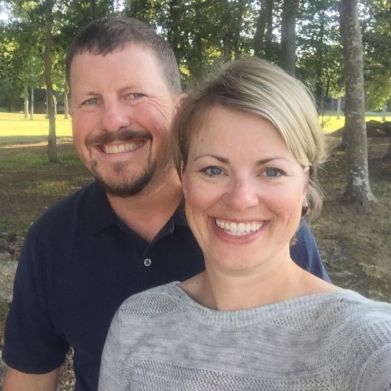 Adoptive Family - John & Shannon