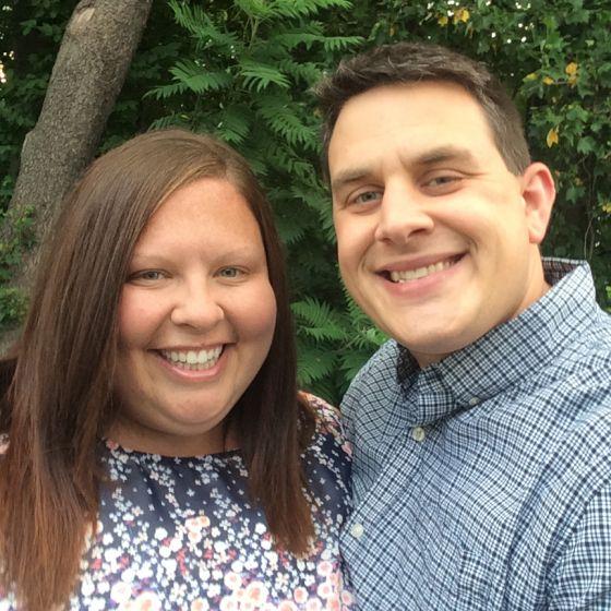 Adoptive Family - Stephen & Sara