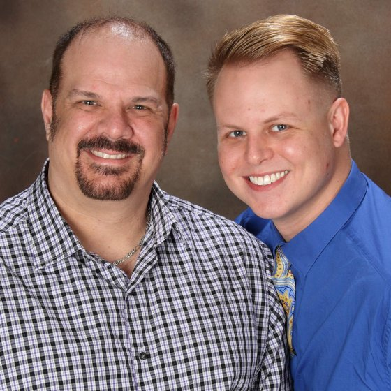 Adoptive Family - Adam & John