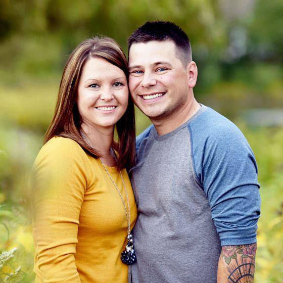 Adoptive Family - Justin & Samantha