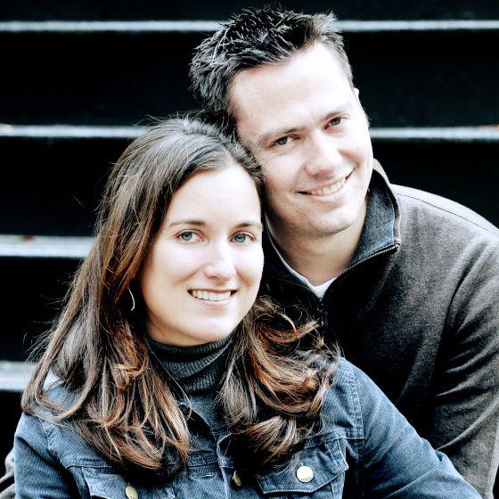 Adoptive Family - Josh & Layne