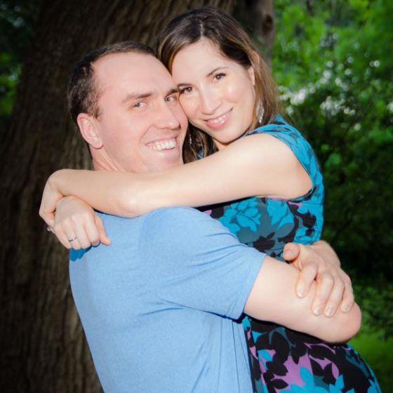 Adoptive Family - Andrew & Andrea