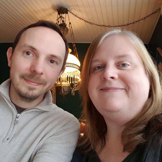 Adoptive Family - Eugene & Amber