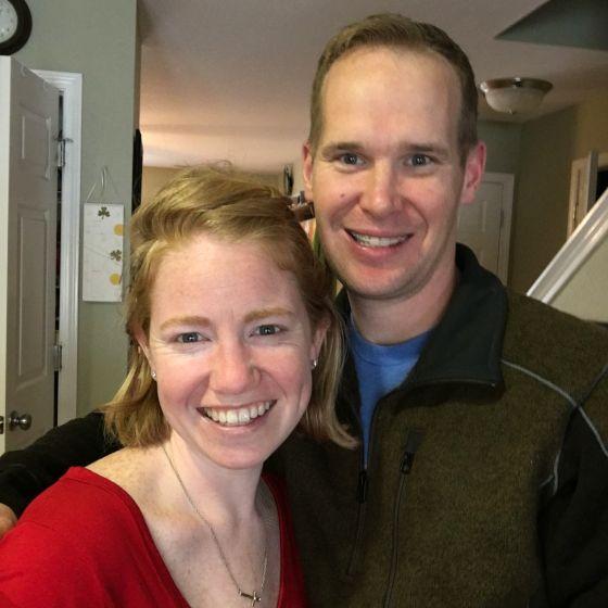 Adoptive Family - Eric  & Bobbi
