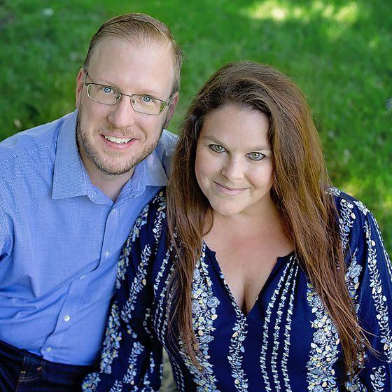 Adoptive Family - Kevin & Tracy
