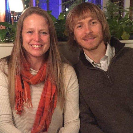 Adoptive Family - Ed & Meade