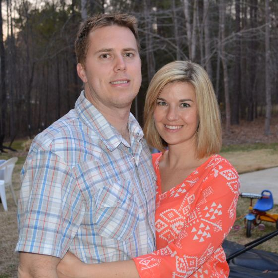 Adoptive Family - Keith & Dionna