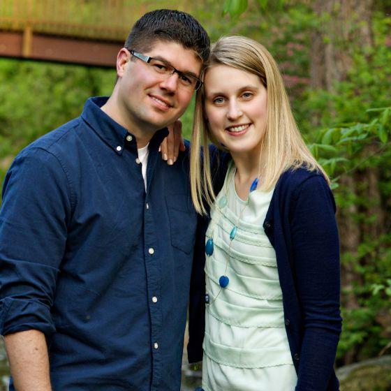 Adoptive Family - Mike & Jess