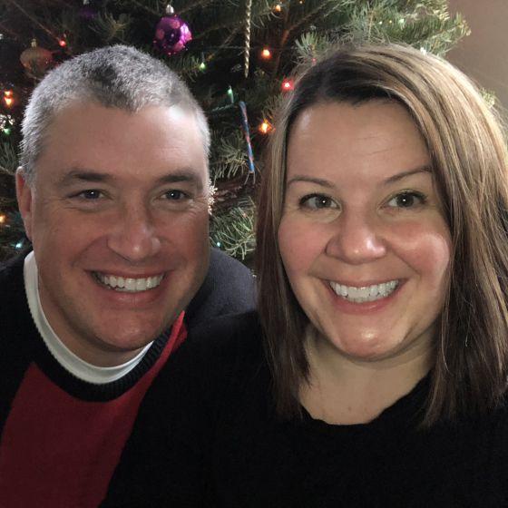 Adoptive Family - Dan & Sarah