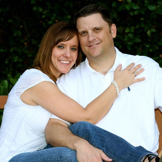 Adoptive Family - Justin & Joy