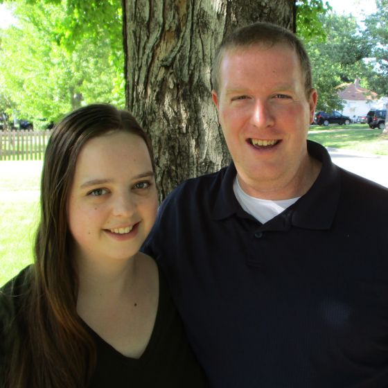 Adoptive Family - Mark & Christina