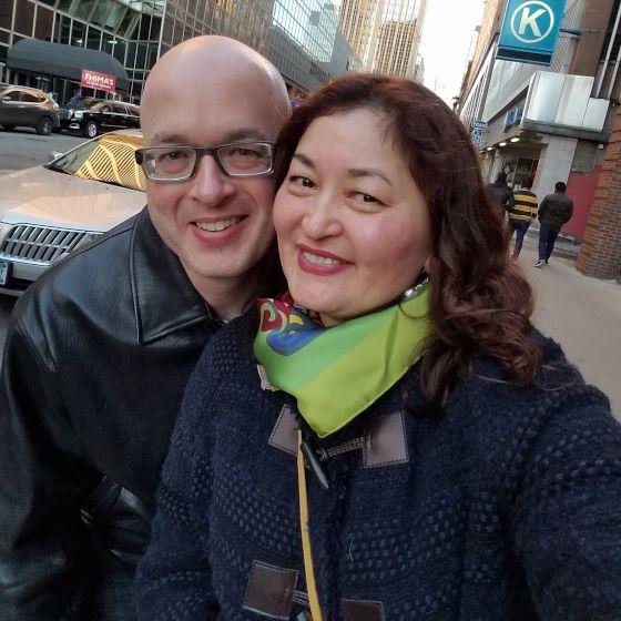 Adoptive Family - Tom & Saule