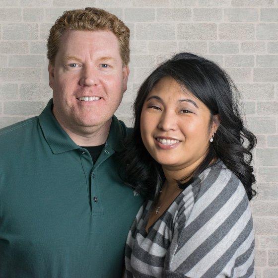 Adoptive Family - Brad & Jen