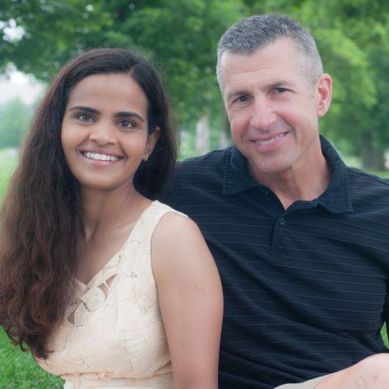 Adoptive Family - Todd & Pritha