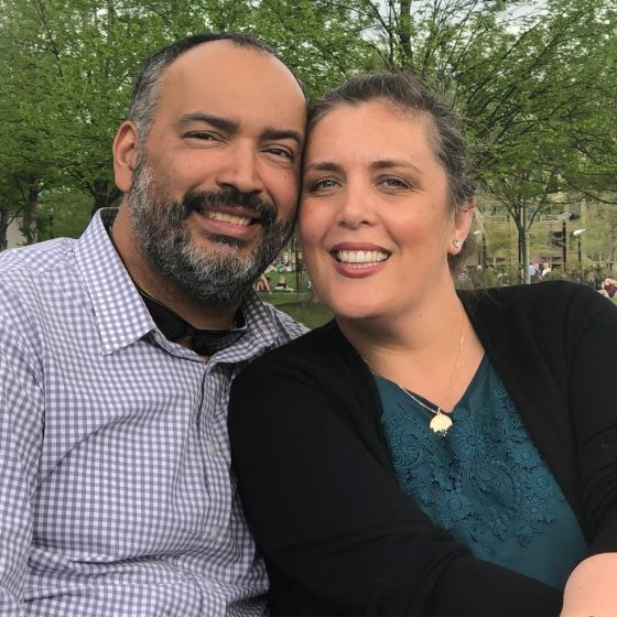 Adoptive Family - Marco  & Belén