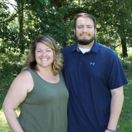 Adoptive Family - Nathan & Meghan