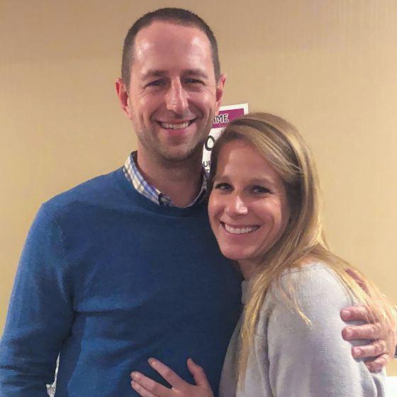 Adoptive Family - Eric & Amber