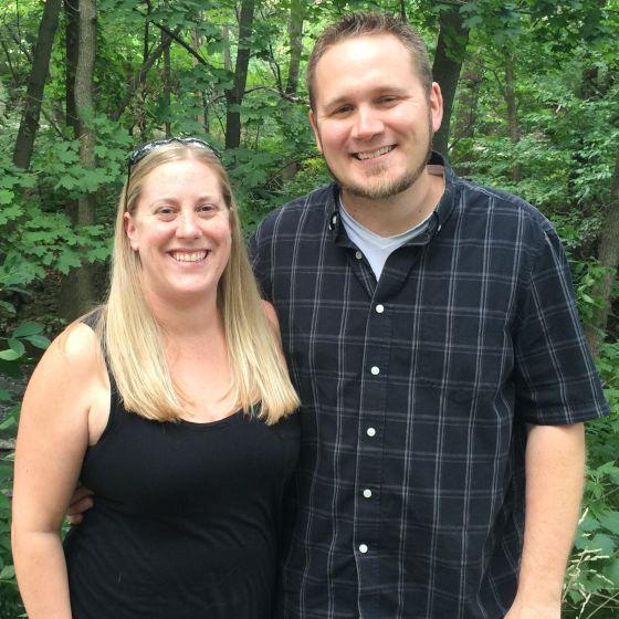 Adoptive Family - Mark & Janell