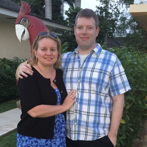 Adoptive Family - Chris & Shannon