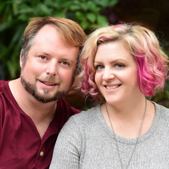 Adoptive Family - Keith & Kimberly