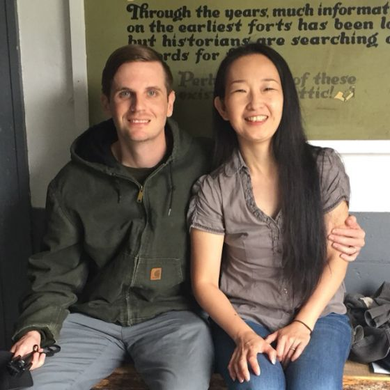 Adoptive Family - Jeff & Yumi