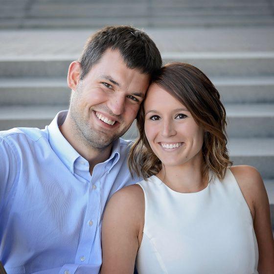 Adoptive Family - Jordan  & Alyssa