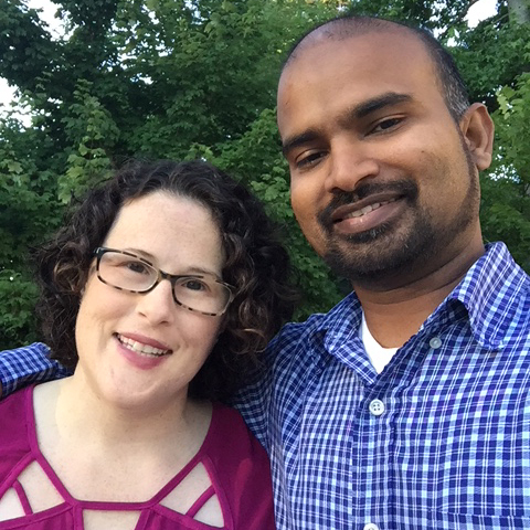 Adoptive Family - Rishi & Melissa
