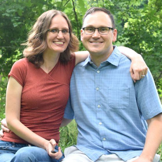 Adoptive Family - Ben & Samantha