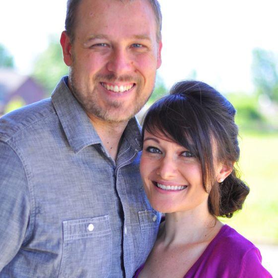 Adoptive Family - Matthew & Katheryn