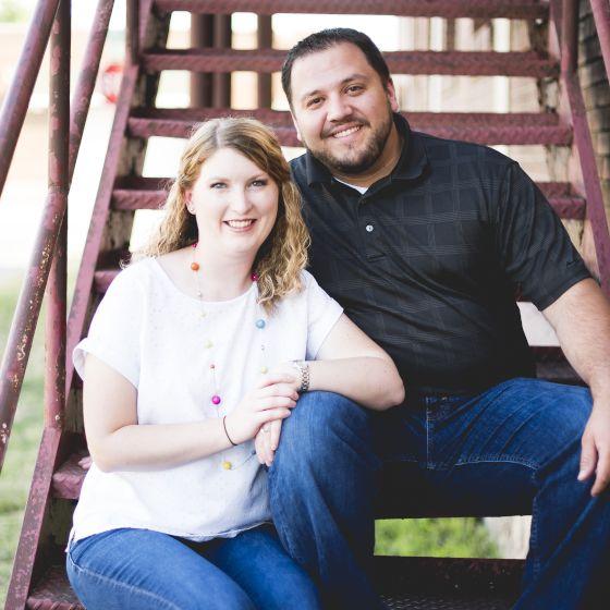 Adoptive Family - Matt & Becky