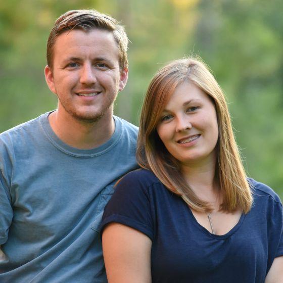 Adoptive Family - Dustin & Jessica