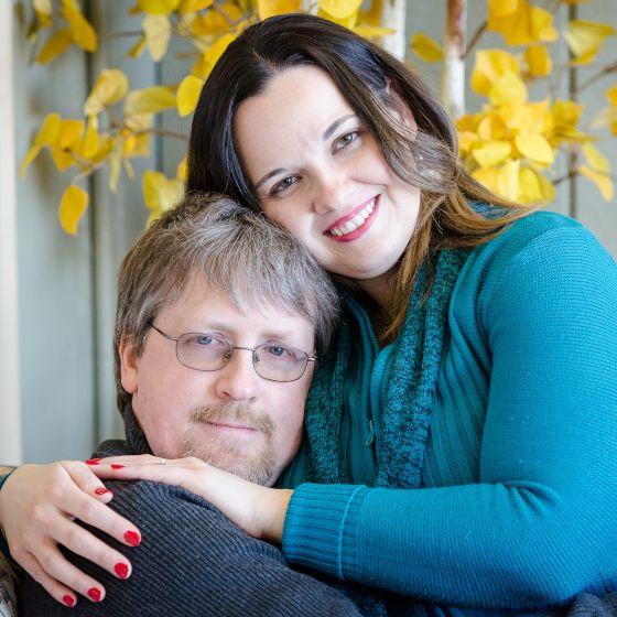 Adoptive Family - Jeremy & Jenna
