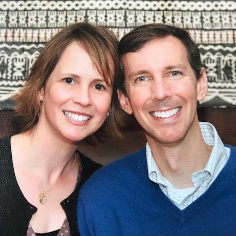Adoptive Family - Aaron & Cristina