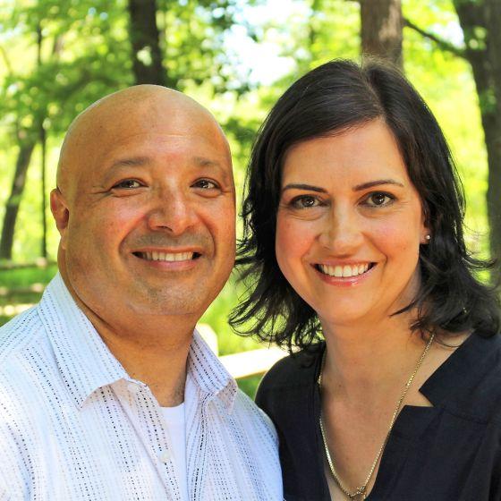 Adoptive Family - Tony & Hortensia