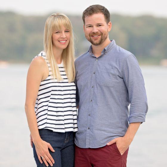 Adoptive Family - Conor & Sarah