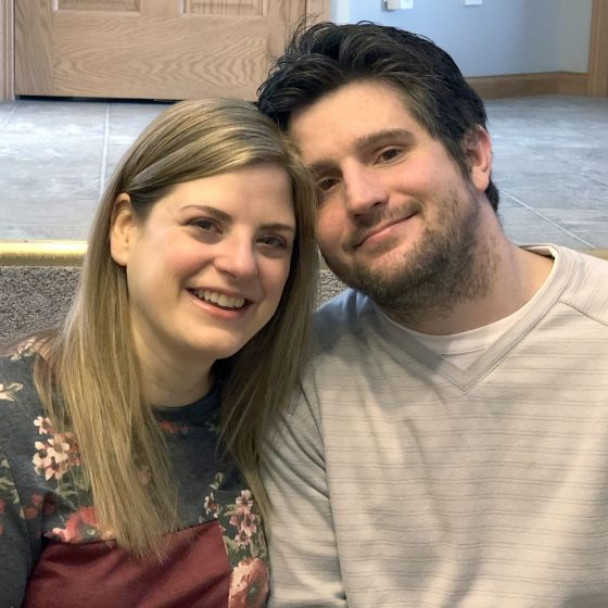 Adoptive Family - Brandonn & Carissa