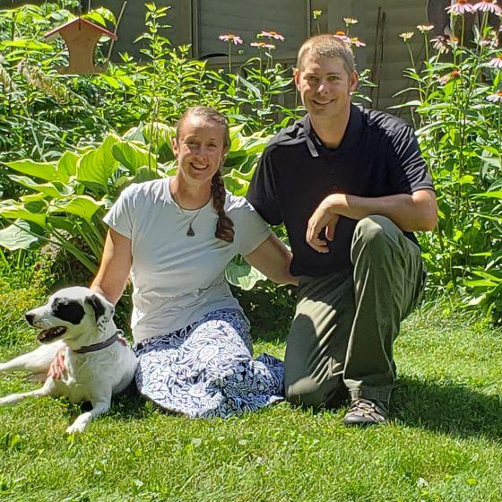 Adoptive Family - Craig & Katie