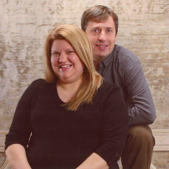 Adoptive Family - Fritz & Jodie