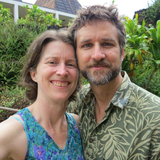 Adoptive Family - Tom & Kirsten