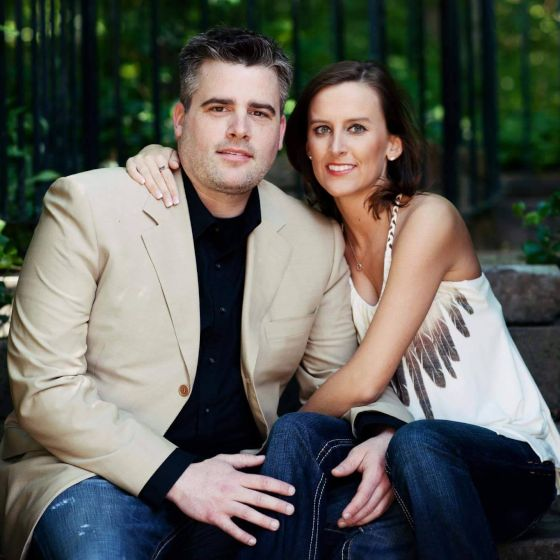 Adoptive Family - Brad & Anna