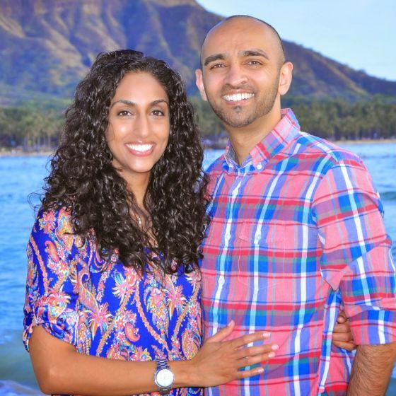 Adoptive Family - Asif & Asma